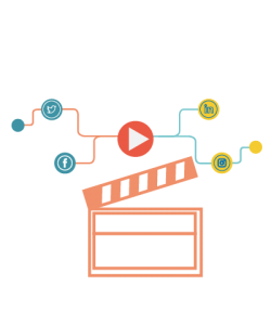 social media e cinema