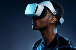 Immagine realtà virtuale